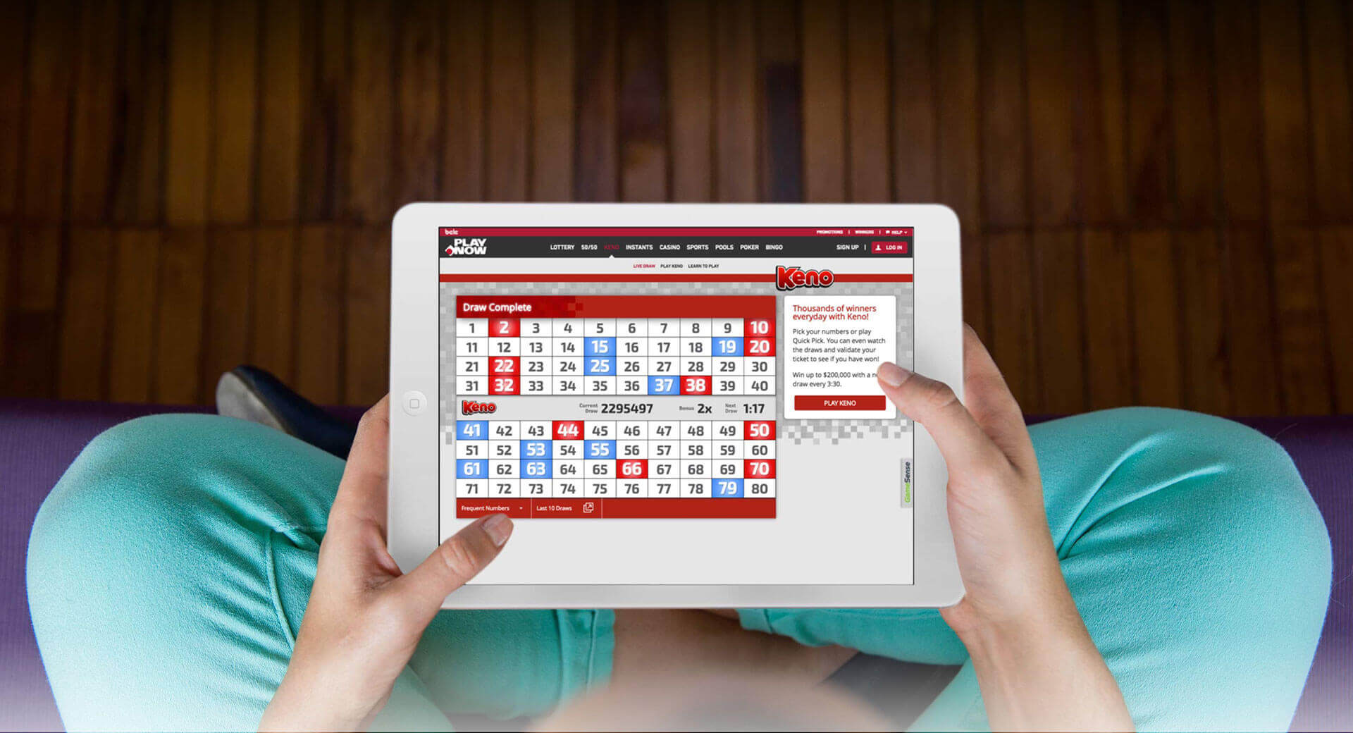 Best keno casino: can I use a strategy to increase my chances of winning?